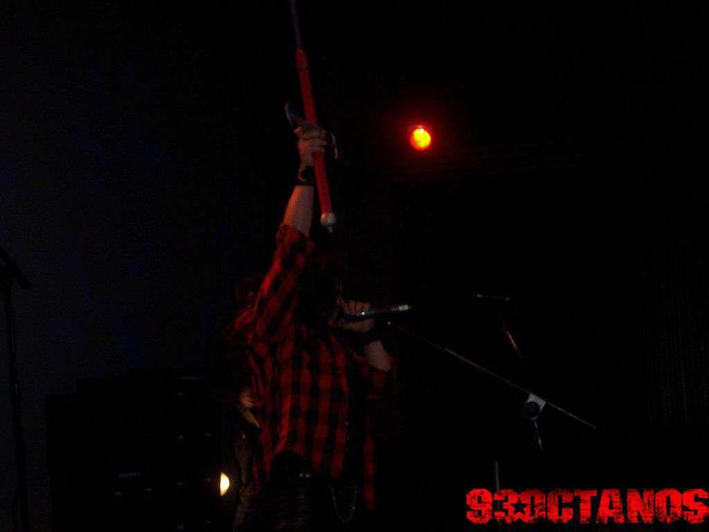 Show de 93 Octanos sacude la SCD, en lanzamiento de single y videoclip