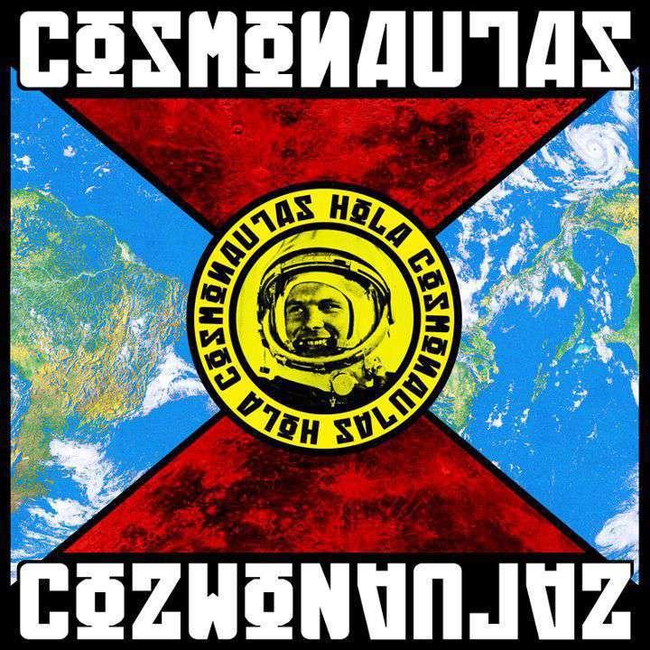 Descarga disco de Cosmonautas
