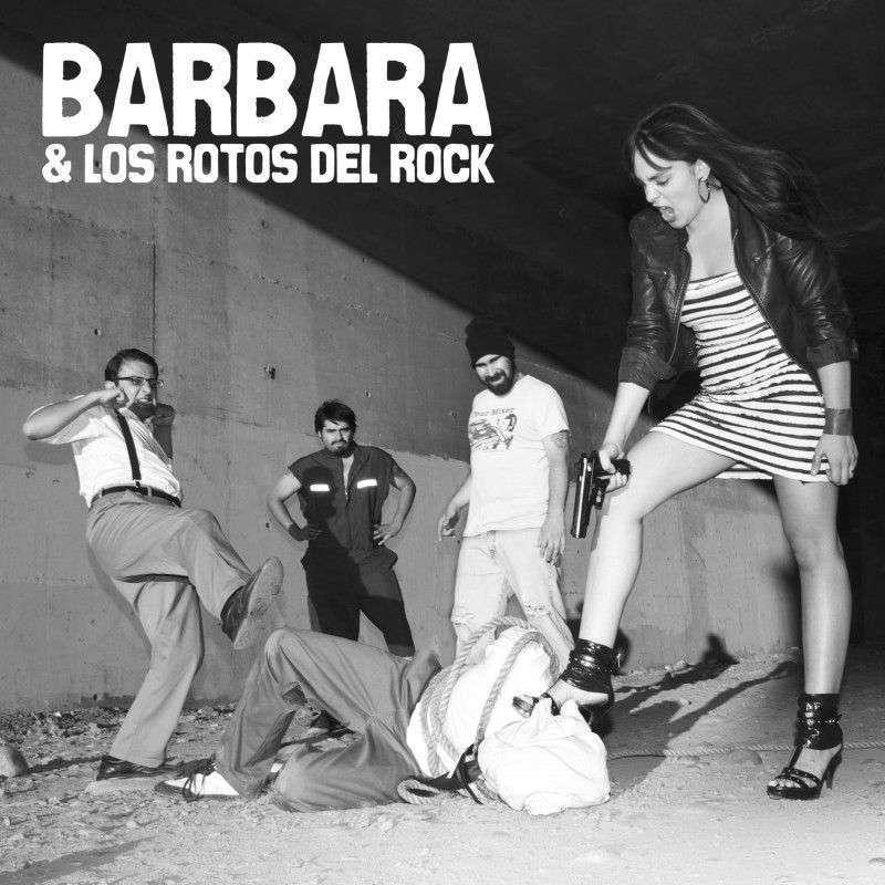 Descarga a Barbara y los Rotos del Rock