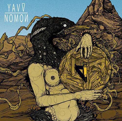 Yavú lanza su primer disco «Nomon» el próximo 29 de junio