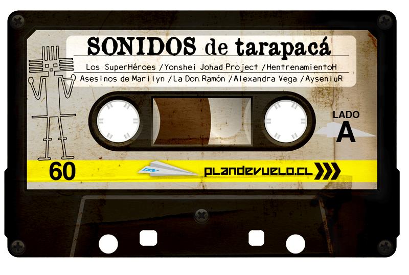 """""""Sonidos de Tarapacá"""", el proyecto audiovisual de la primera región."""