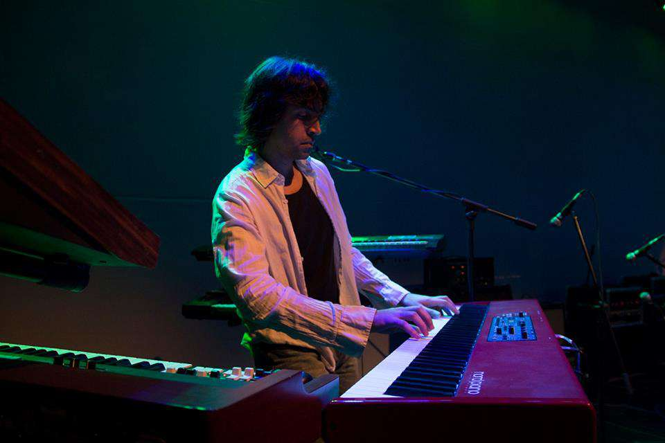 Nicolás Quinteros, Tecladista de Delta, se presentará en Croacia en el festival Klavitara 2014