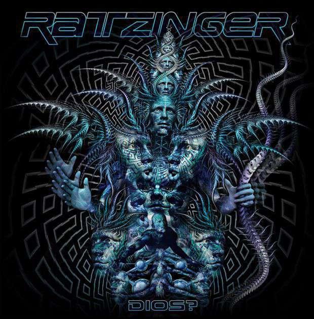 Ratzinger revela nombre y arte de su nuevo álbum