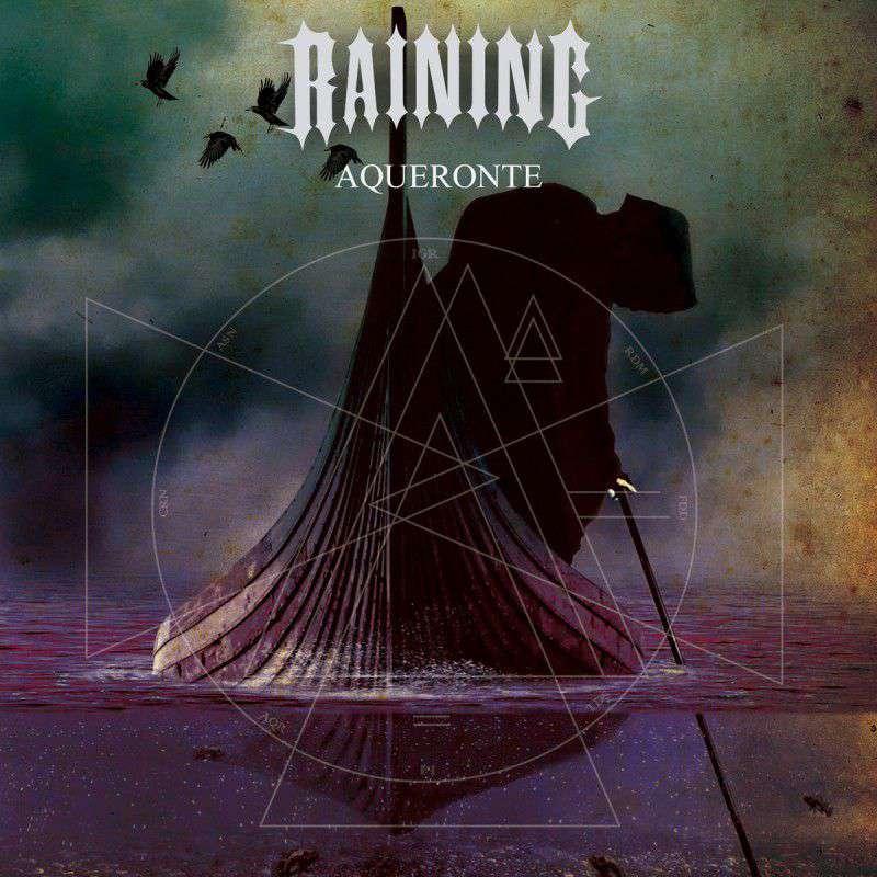 Nuevo disco de  Raining «Aqueronte» ya está disponible