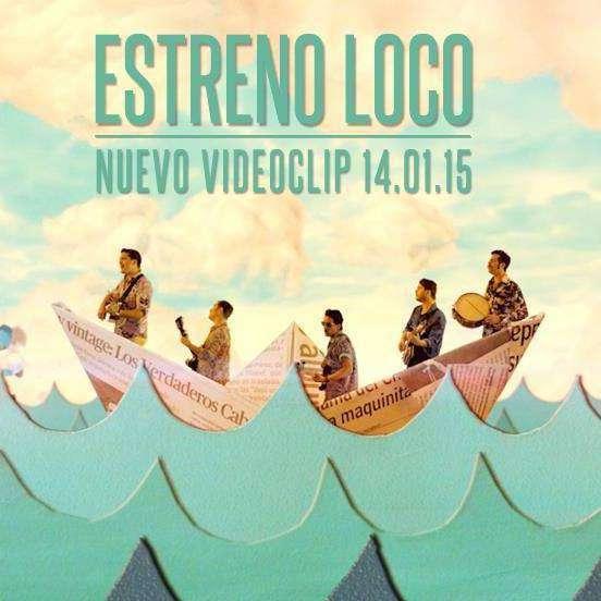 Los Verdaderos Cabrera lanzan nuevo single y videoclip «Loco»