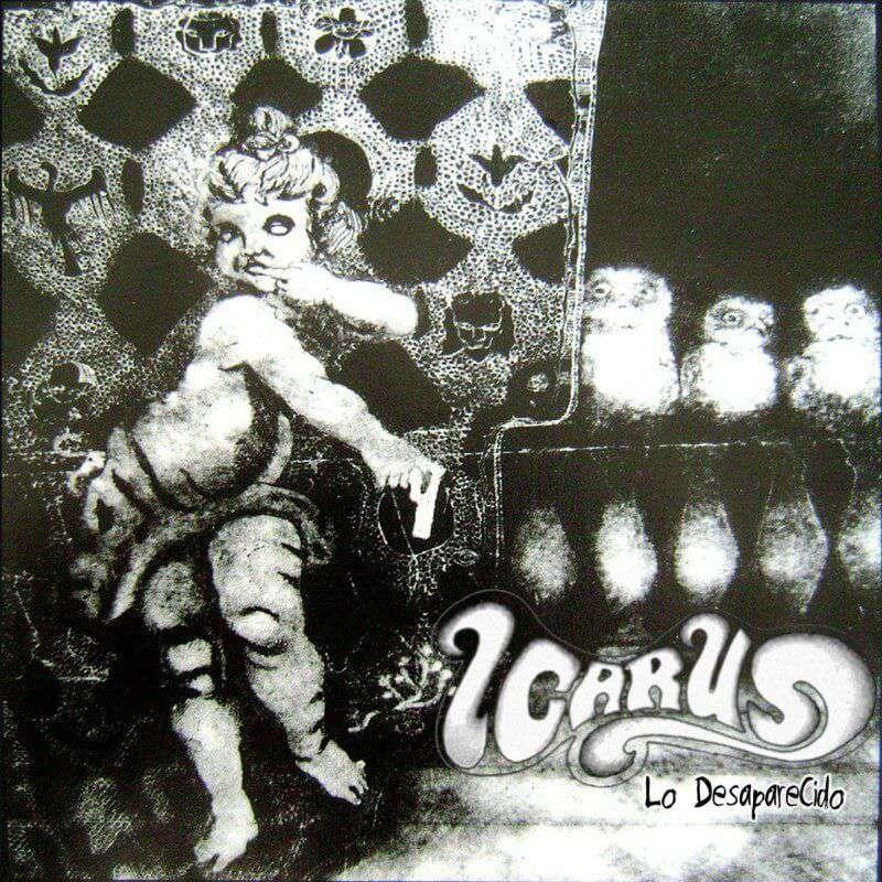 """Icarus Gasoline """"Lo Desaparecido"""" (2010)"""