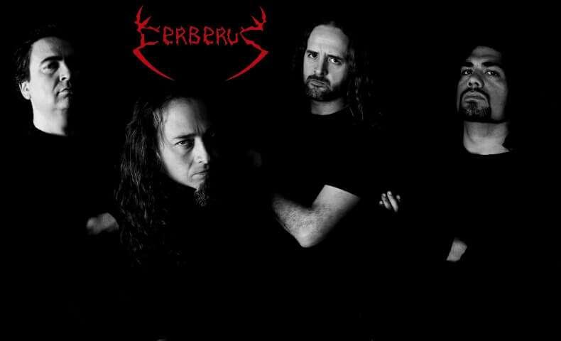 Lanzamiento de nuevo disco de Cerberus «Agony Of Damnation» Bar Oxido 9 de mayo