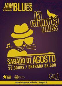 La Chimba Blues