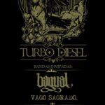 Bagual+ turbodiesel+ vago sagrado