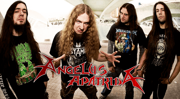 Angelus Apatrida en Chile: 05 abril (Rock & Guitarras)