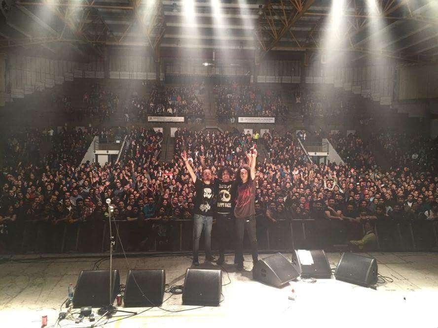 Lampa Rock 2019 presenta a sus headliners
