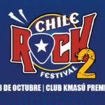 CHILE ROCK FESTIVAL anuncia primeras bandas confirmadas | 7 y 8 de octubre – Club Kmasú Premiere