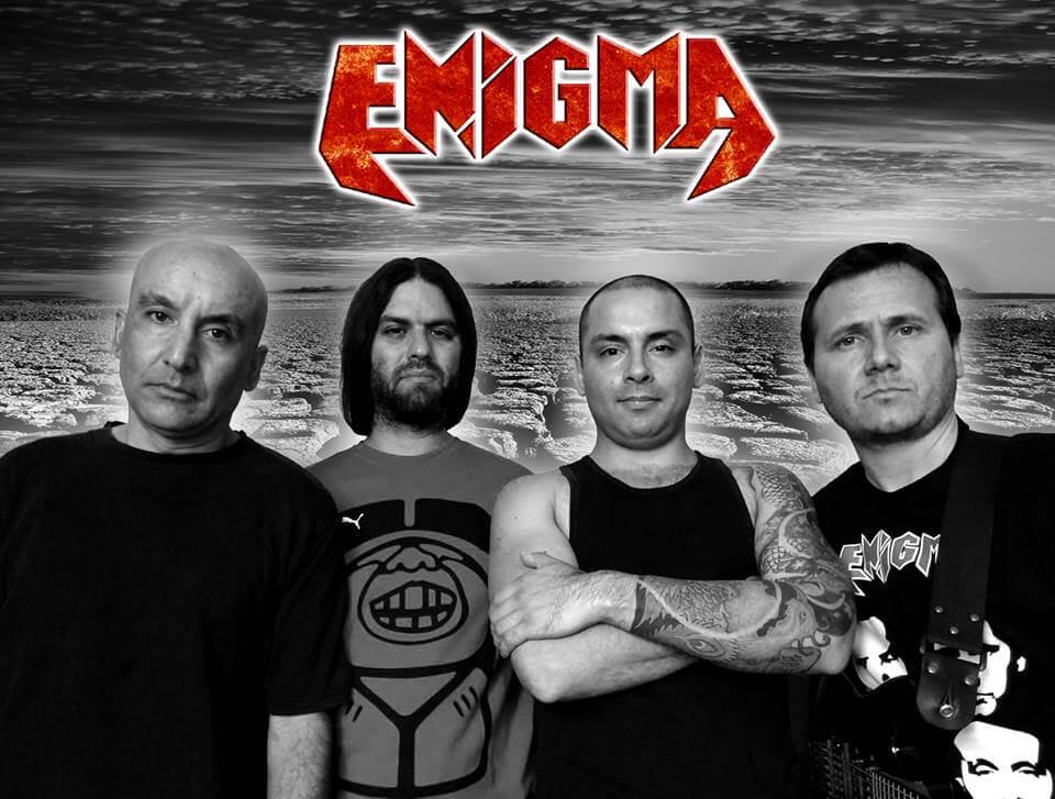 Nueva Fecha lanzamiento disco ENIGMA junto a NUCLEAR y LECHUGA   29 de julio – Club Kmasú Premiere