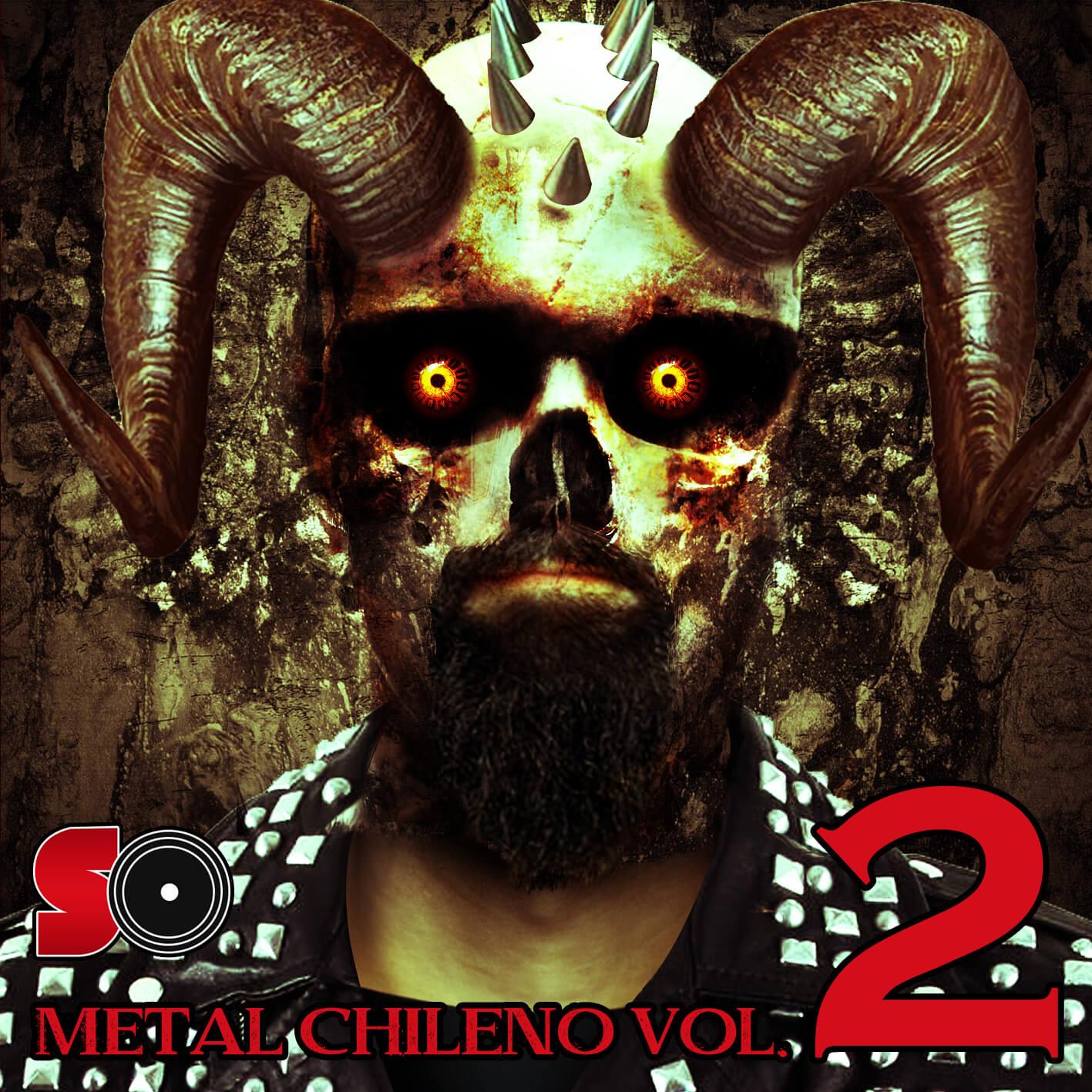 Metal Chileno Sonidos Ocultos Vol.2