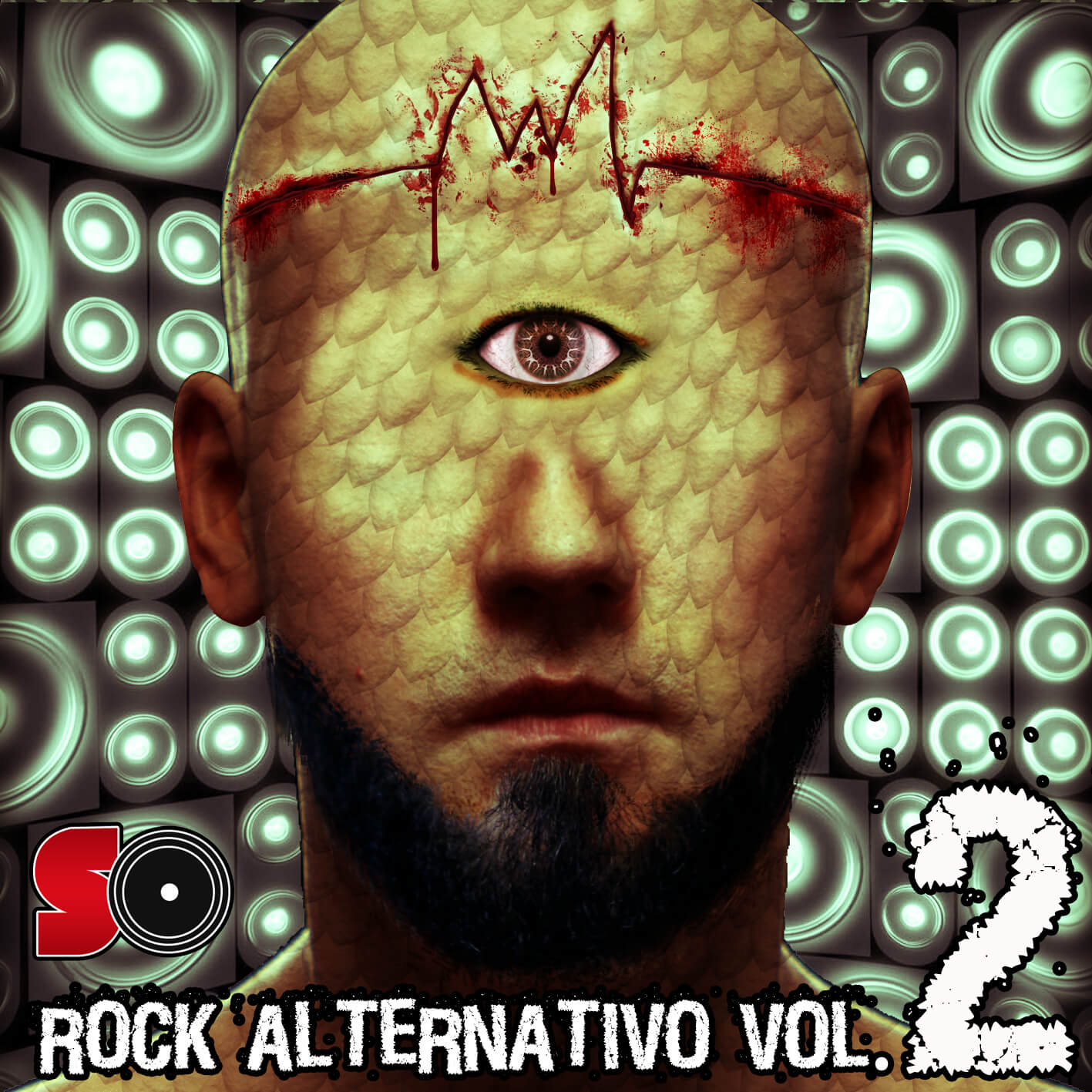Rock Alternativo Sonidos Ocultos Vol.2