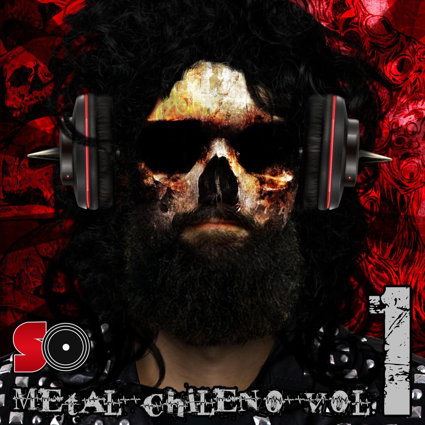 Metal Chileno Sonidos Ocultos Vol.1