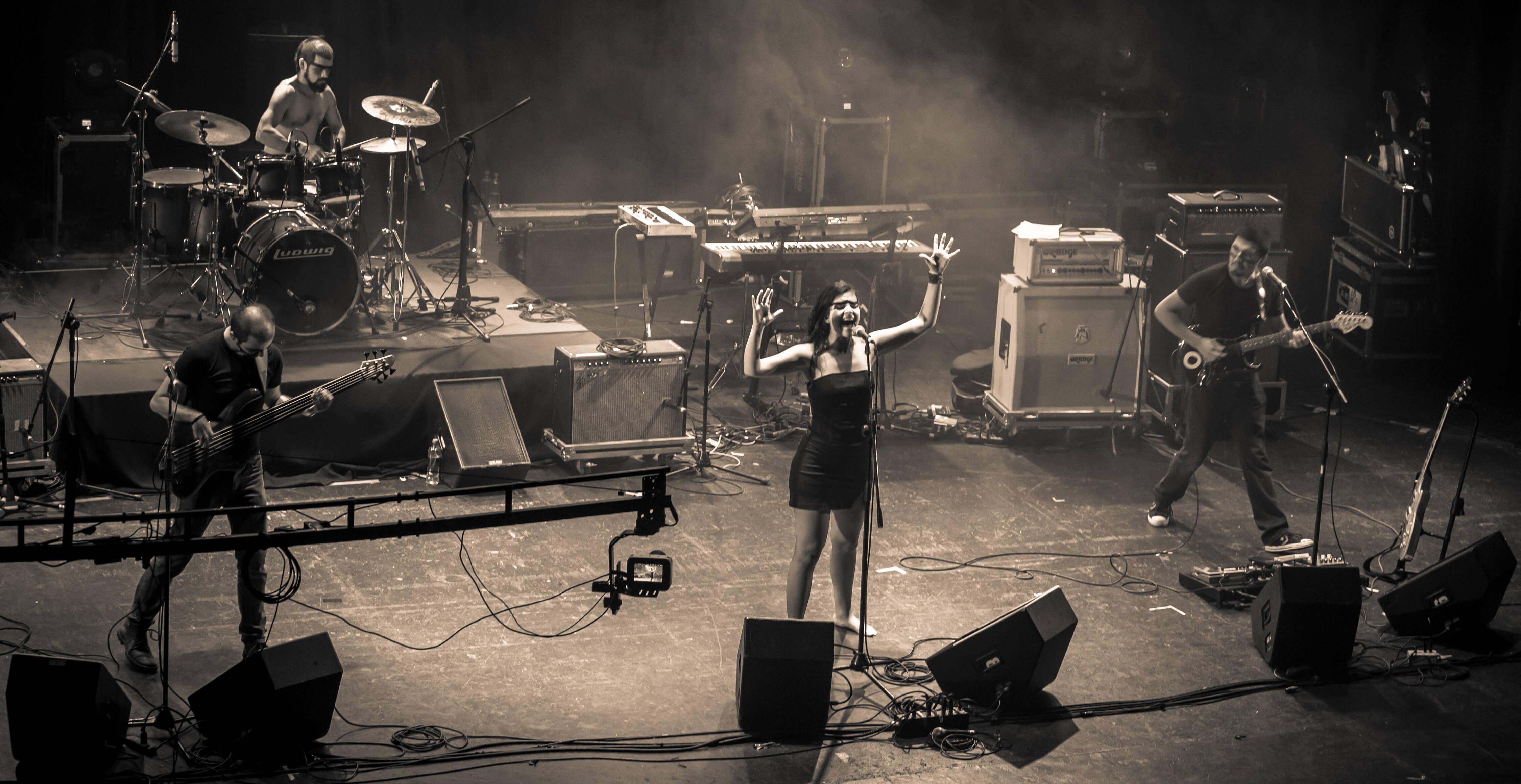 Tephiret, ganadores festival «Viva Rock Latino Chile 2016»