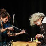 Destacado dúo musical italiano Ooopopoiooo se presenta gratis en Chile