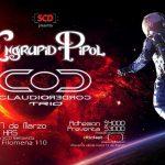 Engrupid Pipol y Claudio Cordero trio en vivo (17 marzo)