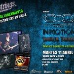 Concierto lanzamiento artistas GHS Strings en Chile
