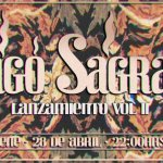 Vago Sagrado lanza álbum en el Bar de Rene (28 abril)