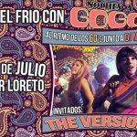 Noches a Gogo: The Versions en Bar Loreto (01 julio)