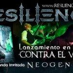 Resilience anuncia lanzamiento de disco (30 junio, SCD Vespucio)