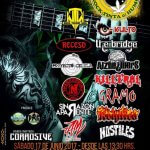 The Boss Rock Tinta y Humo (17 de junio)