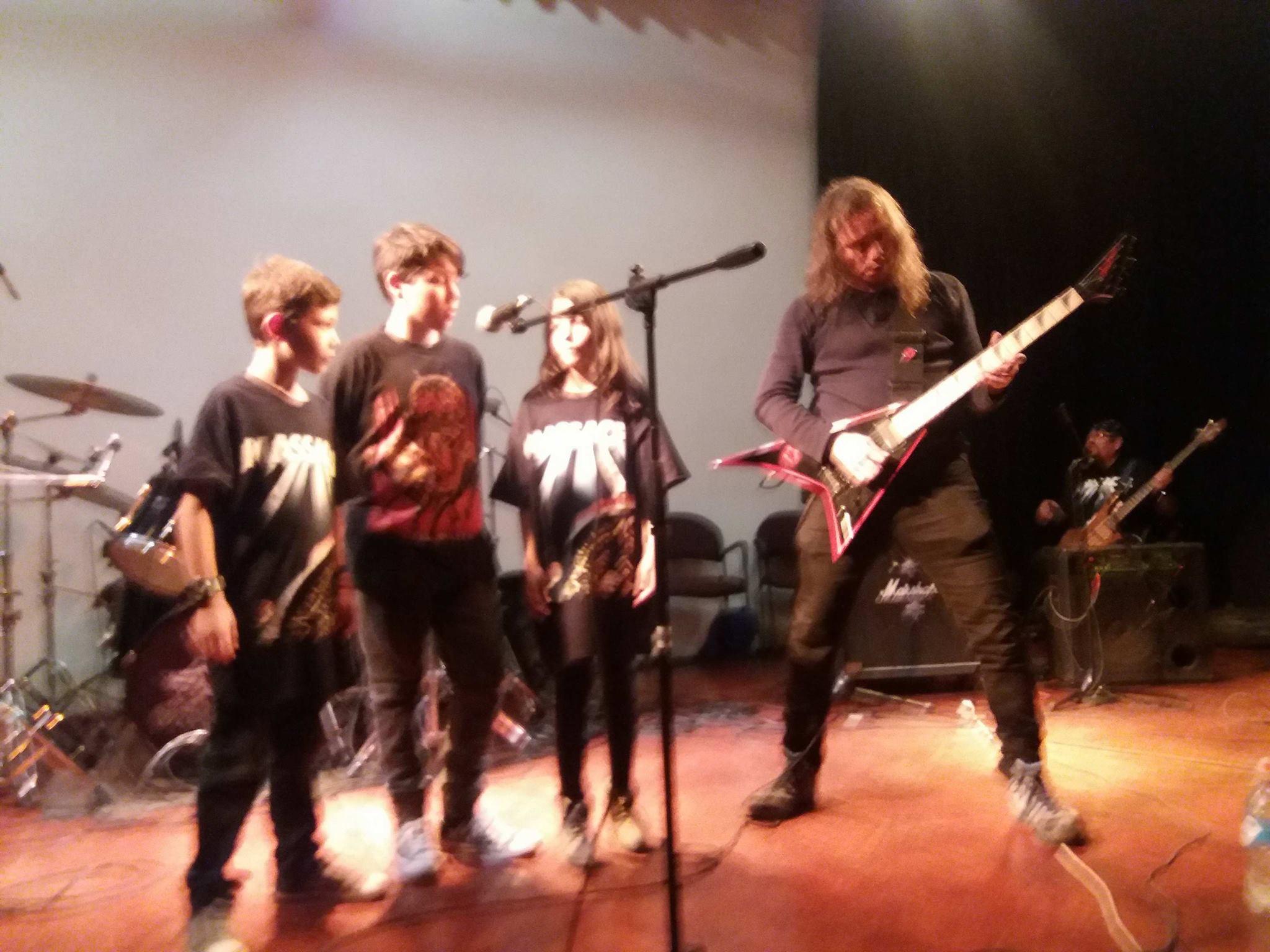 Massacre: 30 años de Thrash Metal