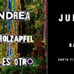 Dayanandrea + Carolina Holzapfel + El Enemigo es Otro (19 octubre)