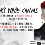 Frank's White Canvas estrena nuevo single en Club Chocolate (24 noviembre)