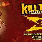 Killterry celebra 17 años de trayectoria