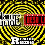 """""""BESO LESBICO"""" despide el año junto a """"Háblame Sucio"""" en Bar de Rene"""
