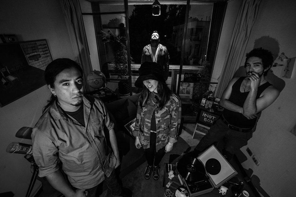 Radiostesia lanza nuevo disco «Depto 46» en Teatro Azares (6 enero)
