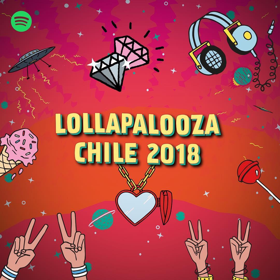 5407690d8f05 Lollapalooza Chile 2018  Tres días de música » Sonidos Ocultos