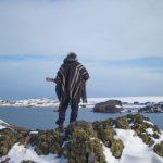 Fernando Milagros estrena videoclip de 'Aurora' grabado en la Antártica