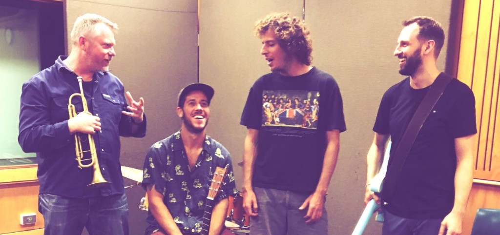 "The Ramsgates lanza su EP debut ""Asian Trip"""