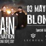 Pain of Salvation en Chile junto a Lechuga y Claudio Cordero (3 mayo)