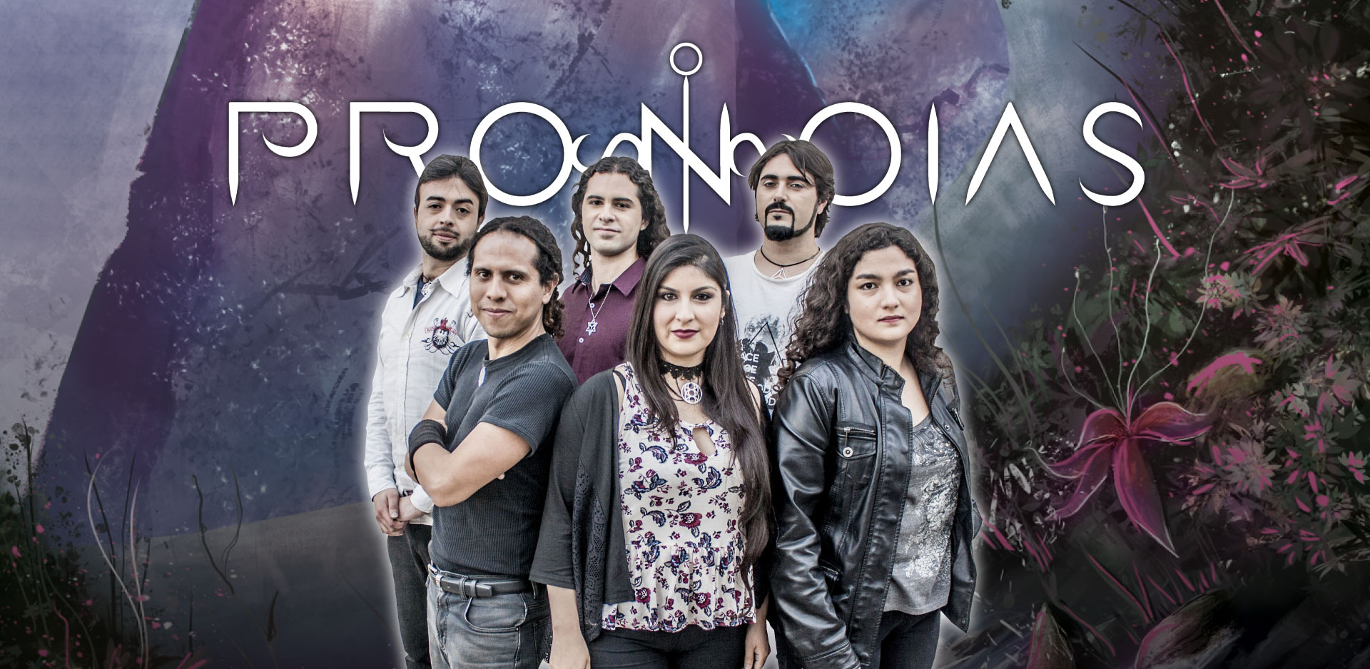"Viñamarinos ""Pronoias"" lanzan su primer single y video con invitado especial"