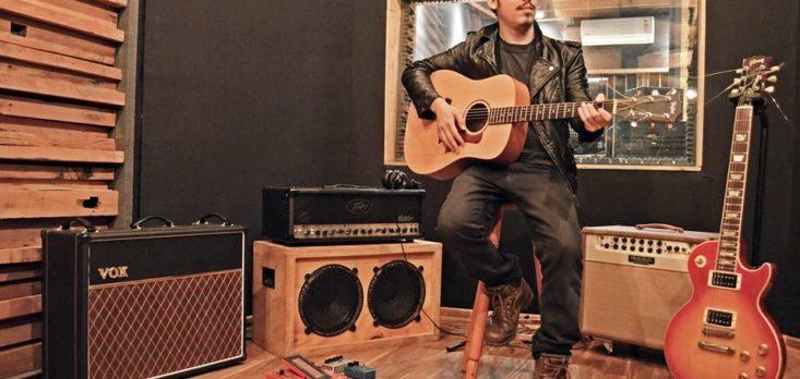 """Tomás Pérez (El Gran Octodon): """"Creo que la necesidad de realizar música va a estar siempre"""""""