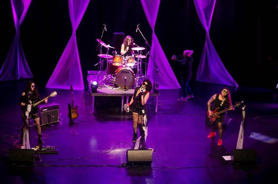 Rock de Mujeres: Aurora Voraz presenta su primer disco