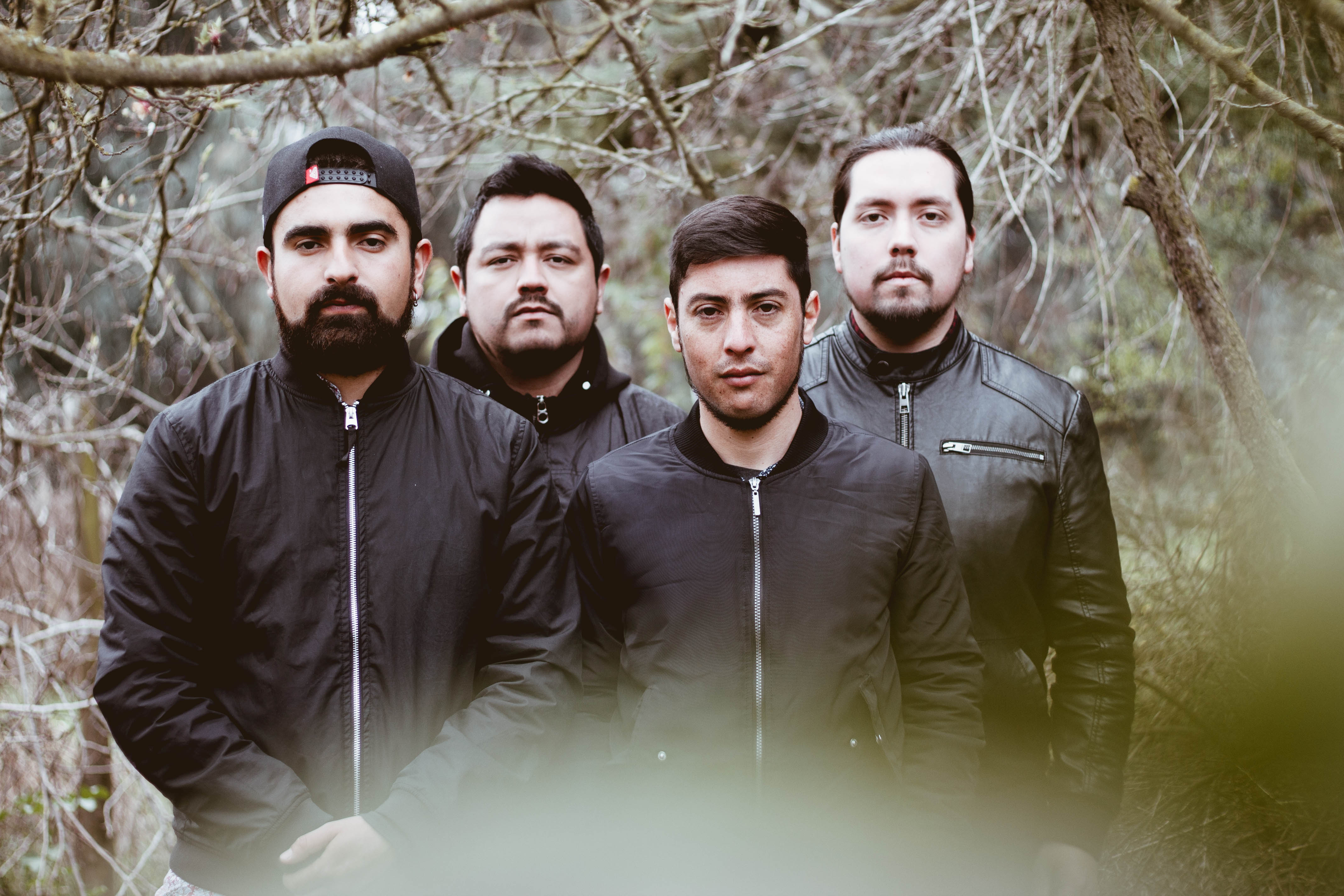 """The Jet Black Jackets presenta """"Inconsequence"""""""