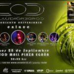 Claudio Cordero anuncia show aniversario disco » Enlace»