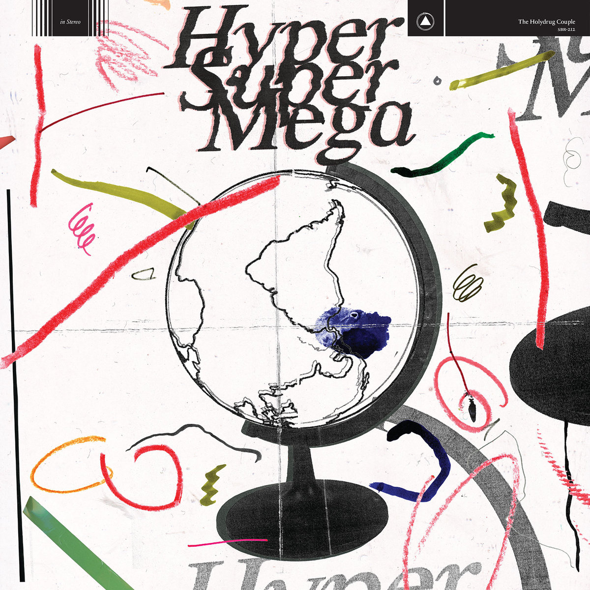 The Holydrug Couple – Hyper Super Mega (2018)