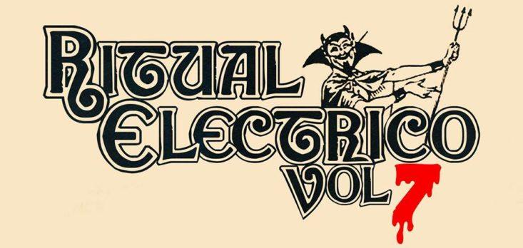 """Ritual Eléctrico 7: ruido y tinieblas, """"al borde del abismo"""""""