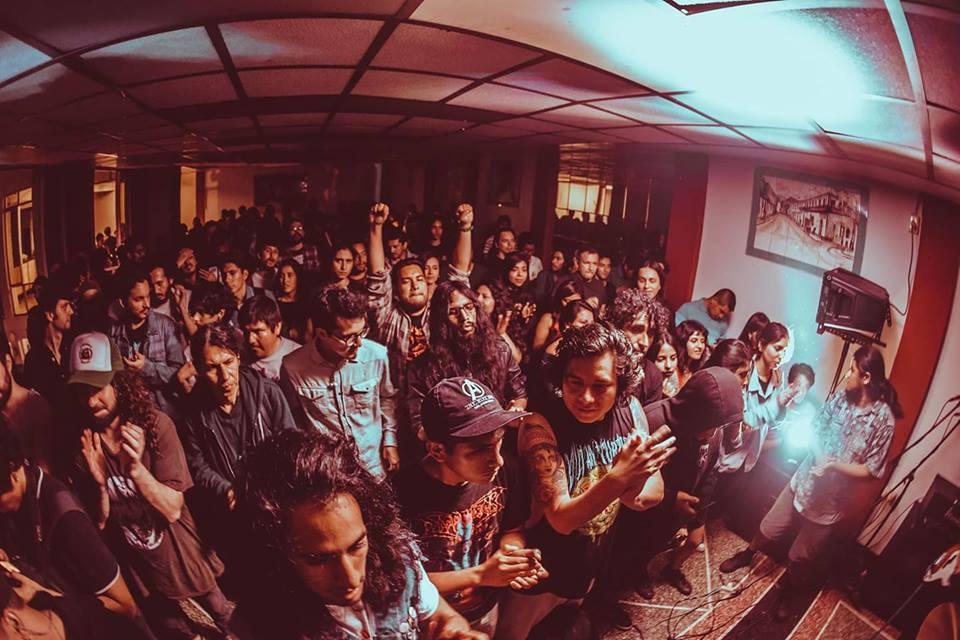 5to Aniversario de Necio Records en Perú: La Cumbre sin fronteras ni banderas