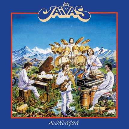 Los Jaivas – Aconcagua (1982)