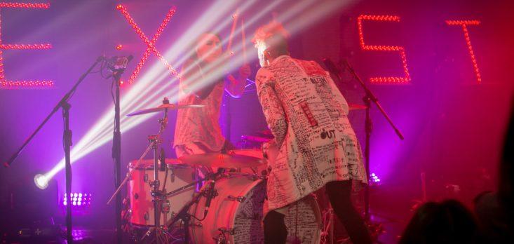 Frank´s White Canvas graba nuevo disco en Londres con productor de Placebo