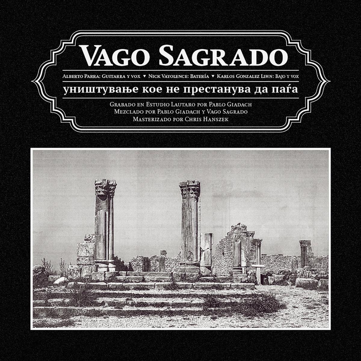 Vago Sagrado – Volumen III (2019)