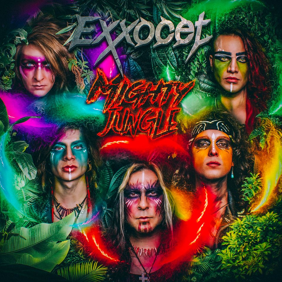 Exxocet – Mighty Jungle (2019)